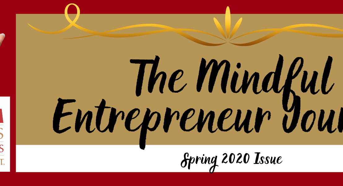 "Sign up for The Mindful Entrepreneur Journal… we need you to ""Opt-in"""